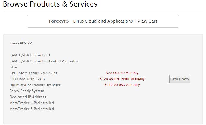 Package Virtual Server