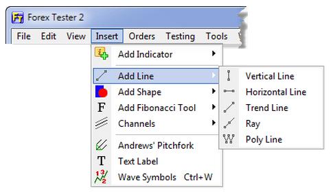 Forex tester tool
